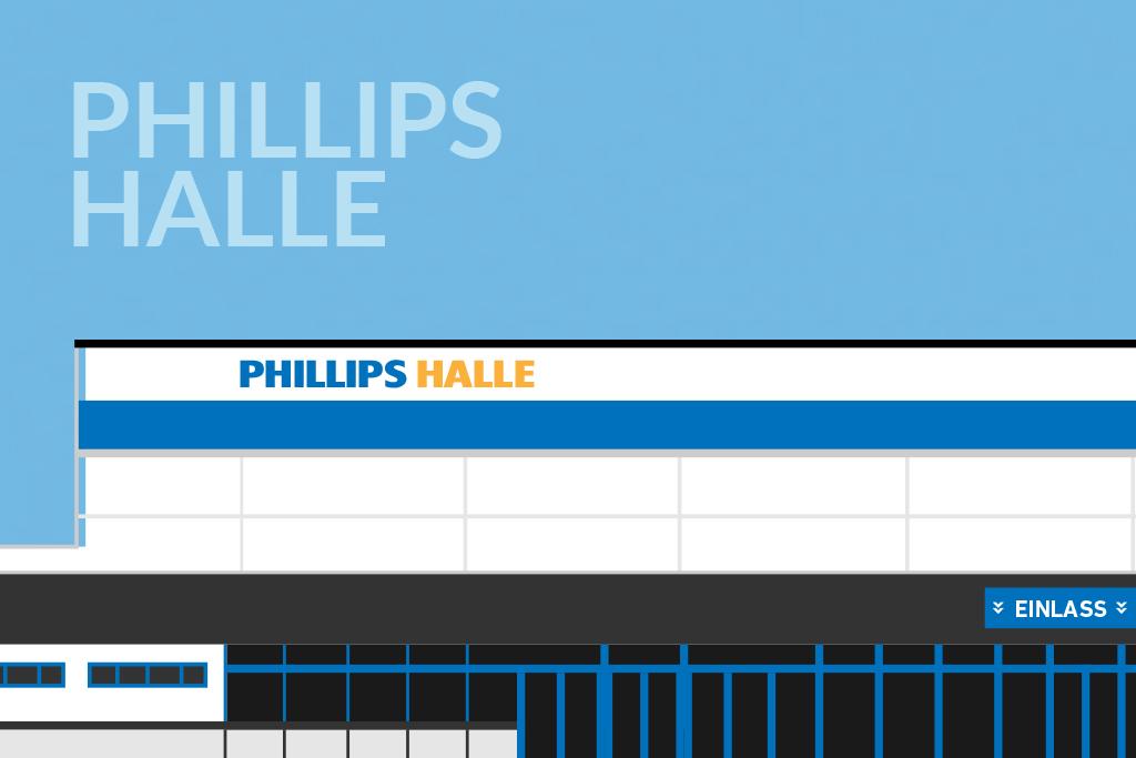 Entwicklung des Sponsorings - Phillips Halle