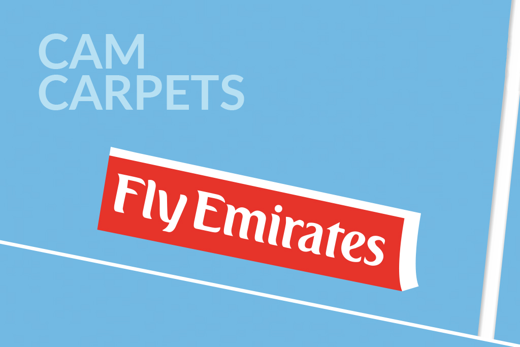 Entwicklung des Sponsorings - Cam Carpets