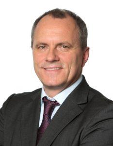 Reinhardt Weinberger Managing Director Infront