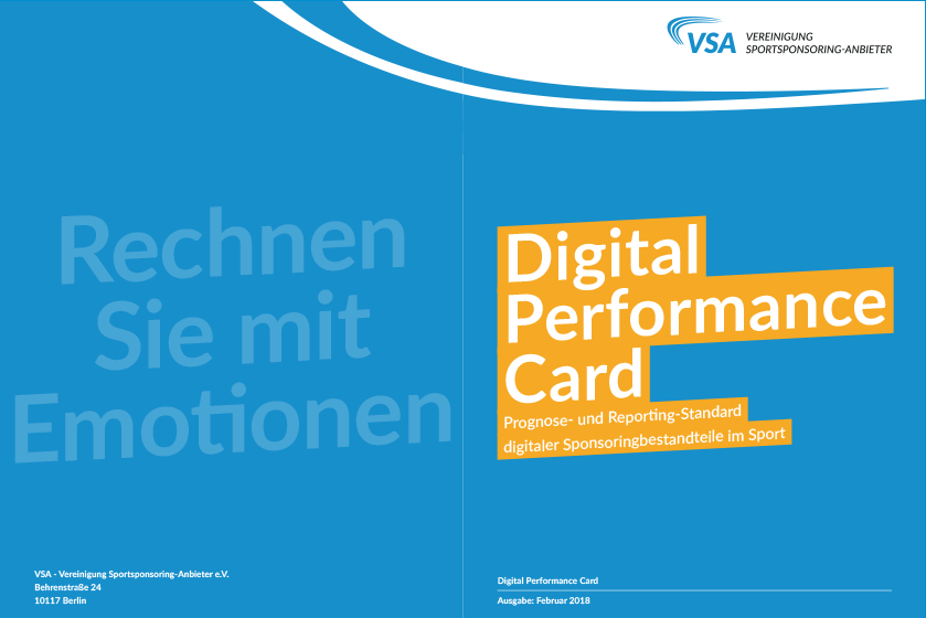 Digital Performance Card