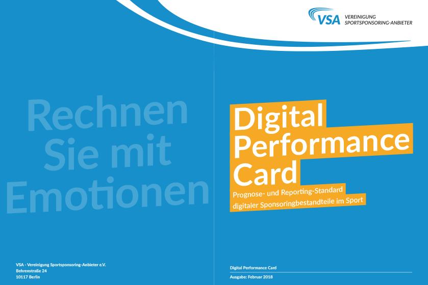 Digital Performance Card